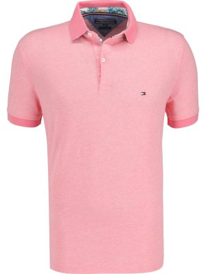 Tommy Hilfiger Polo printed undercollar | Regular Fit | pique