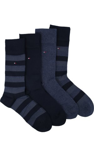 Tommy Hilfiger Socks 4-pack