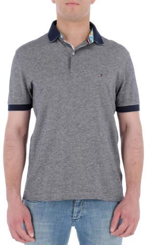 Tommy Hilfiger Polo printed undercollar   Regular Fit   pique