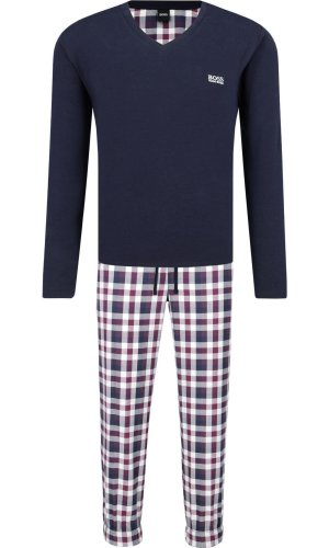 Boss Piżama Dynamic Long Set | Regular Fit