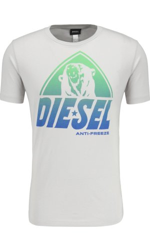 Diesel T-shirt BMOWT-PARSEN-S | Slim Fit