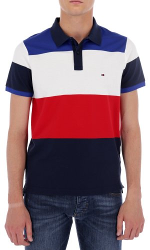 Tommy Hilfiger Polo LEGENDARY ENGINEERED   Slim Fit   pique