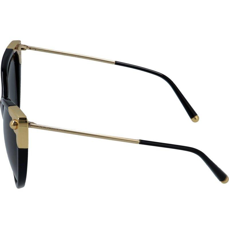 Okulary przeciwsłoneczne Dolce & Gabbana czarny