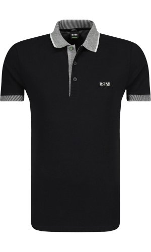 Boss Green Polo Paule 2 | Slim Fit | pima
