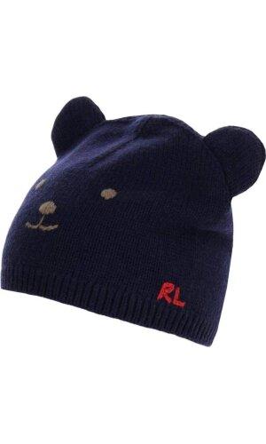 Polo Ralph Lauren Wełniana czapka