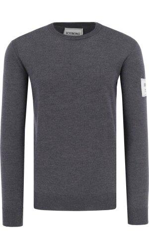 Iceberg Sweter | Regular Fit