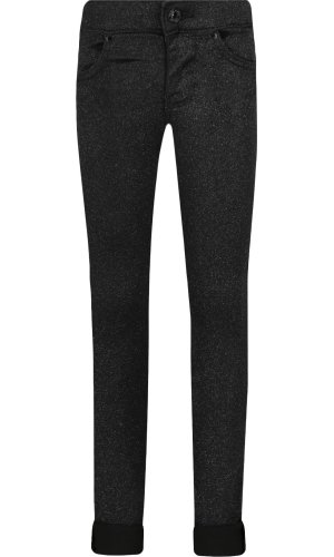 Pepe Jeans London Spodnie CUTSIE GLITTER | Legging fit | high waist