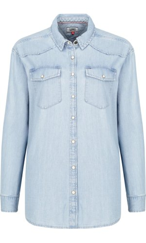 Tommy Jeans Shirt TJW OVERSIZED DENIM | Loose fit