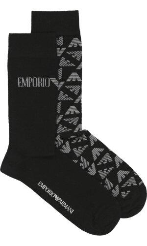 Emporio Armani Skarpety 2-pack