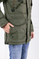 Parka CHINOOK | Regular Fit Superdry khaki