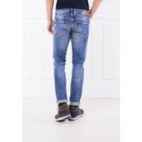 Jeans HATCH USED | Slim Fit | denim Pepe Jeans London blue