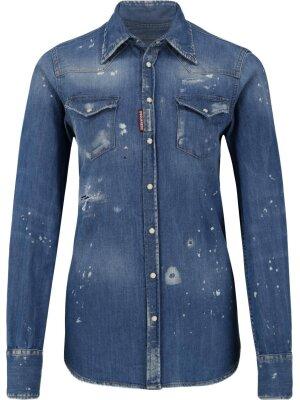 Dsquared2 Shirt | Slim Fit | denim