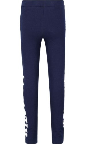 Tommy Hilfiger Legginsy ESSENTIAL BRANDED | Slim Fit