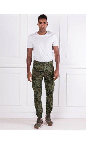 Superdry Trousers INTERNL RECRUIT FLIGHT GRIP | Regular Fit