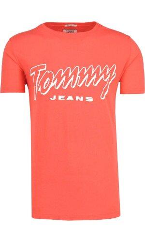 Tommy Jeans T-shirt TJM Summer script | Regular Fit