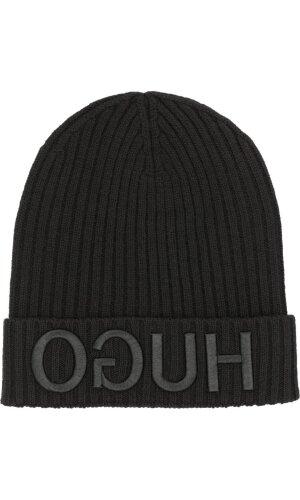 Hugo Wełniana czapka X 537
