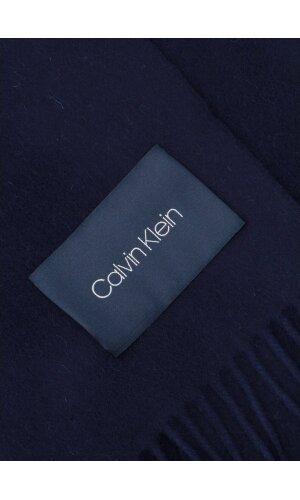 Calvin Klein Wełniany szal