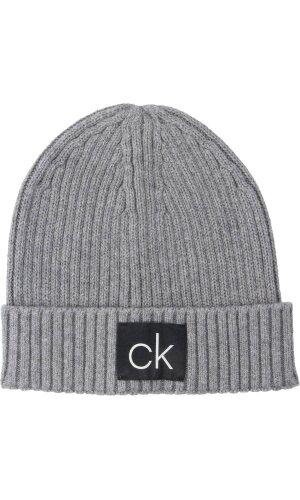 Calvin Klein Scarf + cap