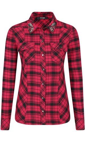 MYTWIN TWINSET Koszula | Regular Fit
