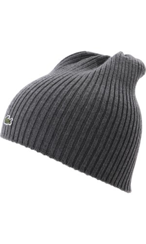 Lacoste Wełniana czapka