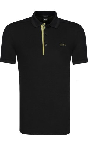 Boss Green Polo Paddy Gold | Slim Fit