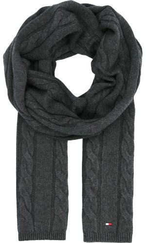 Tommy Hilfiger Scarf   with addition of wool