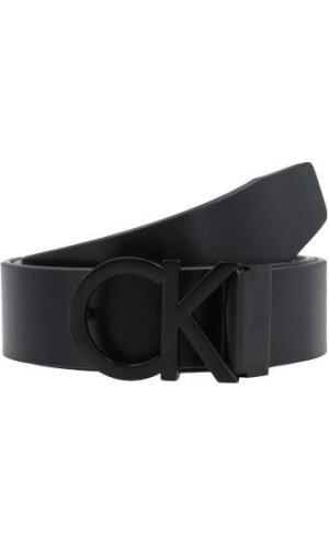 Calvin Klein Dwustronny skórzany pasek