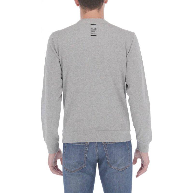Bluza | Regular Fit EA7 popielaty