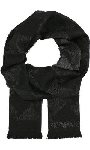 Emporio Armani Wool scarf