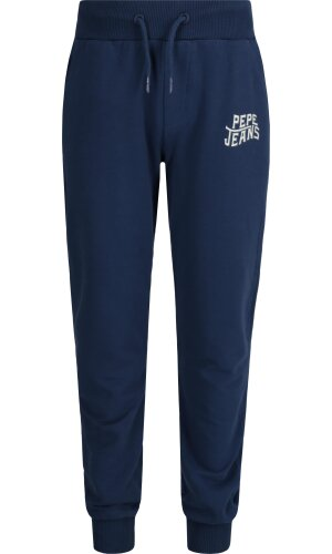 Pepe Jeans London Spodnie dresowe SIX JR   Regular Fit