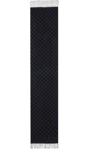 Karl Lagerfeld Wełniany szal