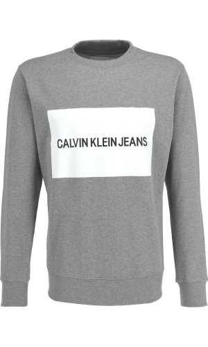 Calvin Klein Jeans Bluza INSTITUTIONAL | Slim Fit