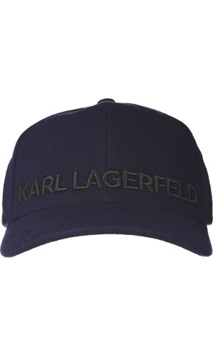Karl Lagerfeld Bejsbolówka