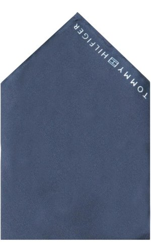 Tommy Hilfiger Tailored Silk pocket square CHECK CLASSIC