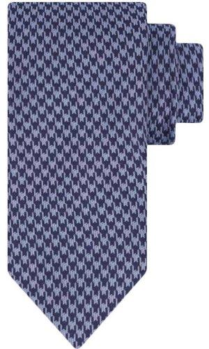 Tommy Hilfiger Tailored Jedwabny krawat DOBBY CLASSIC SLIM