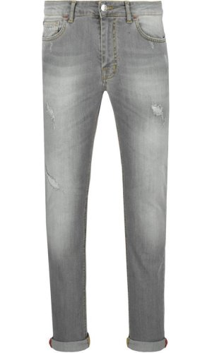 Ice Play Jeansy | Slim Fit