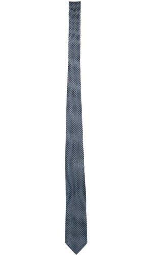 Tommy Hilfiger Tailored Jedwabny krawat PRINT MICRO CLASSIC