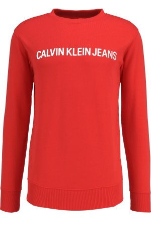 Calvin Klein Jeans Bluza INSTITUTIONAL LOGO S | Regular Fit