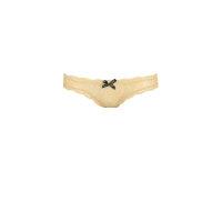 Figi Brazylijskie Guess Underwear beżowy