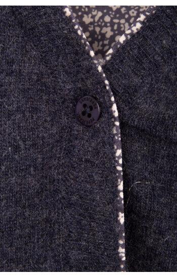 Kardigan Kelsi Pepe Jeans London granatowy