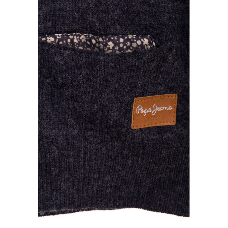 Kelsi Cardigan Pepe Jeans London navy blue