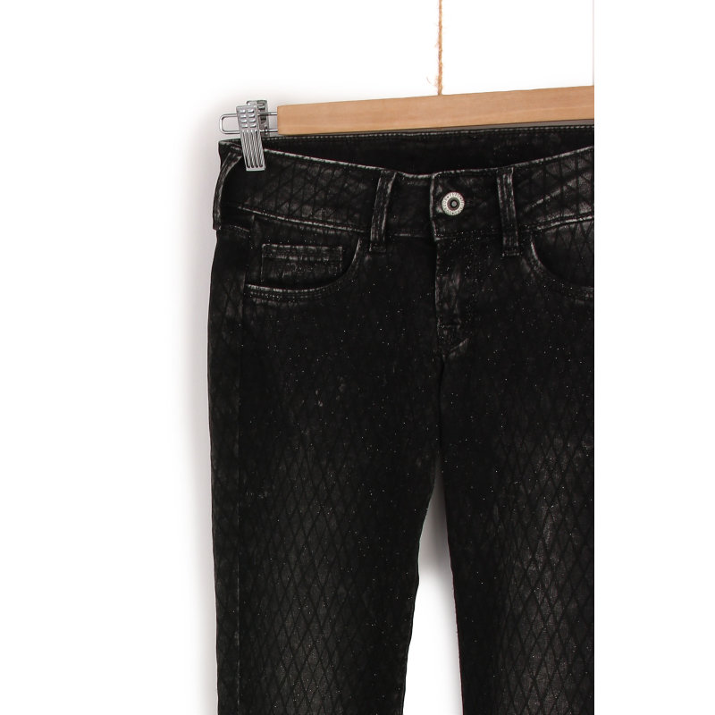 Sparkler Pants Pepe Jeans London black
