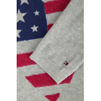 Sweter Star Tommy Hilfiger szary