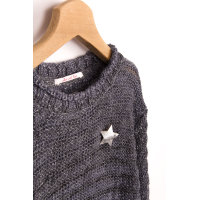 Andrea Sweater Pepe Jeans London navy blue