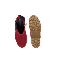 Anna 8B Boots Tommy Hilfiger burgundy