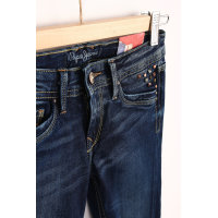 Jeansy Lilly Pepe Jeans London granatowy