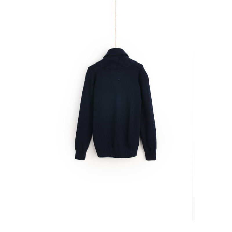 Carl Sweater Pepe Jeans London navy blue
