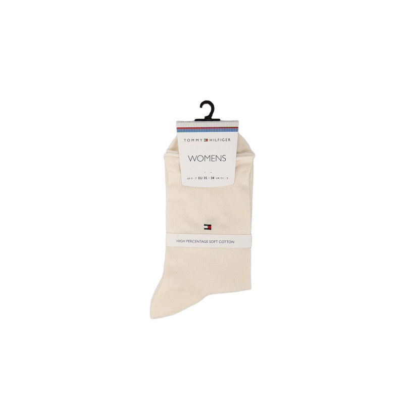 Socks Tommy Hilfiger cream