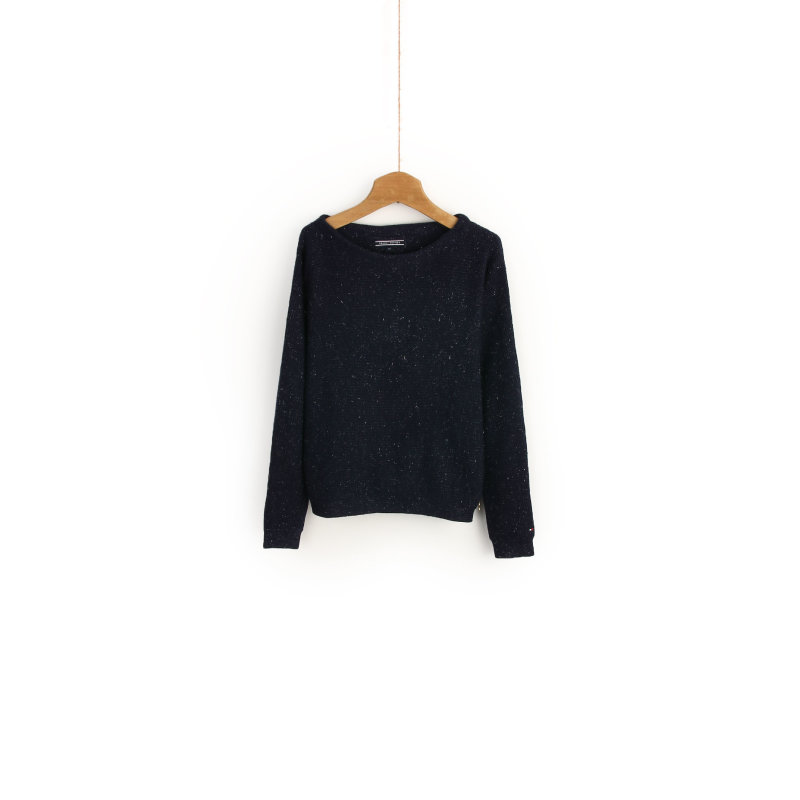 Lina Sweater Tommy Hilfiger navy blue