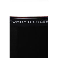 Bokserki 3 Pack Tommy Hilfiger czarny